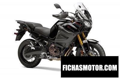 Ficha técnica Yamaha super tenere 2016