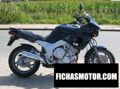 Ficha técnica Yamaha tdm 850 1991