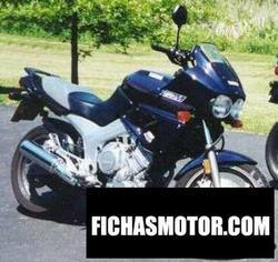 Imagen de Yamaha tdm 850 año 1993