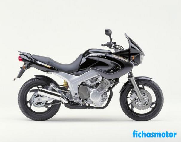 Ficha técnica Yamaha tdm 850 2001