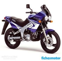 Imagen de Yamaha tdr 125 año 2001