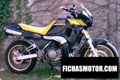 Ficha técnica Yamaha tdr 250 1988