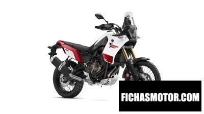 Ficha técnica Yamaha Tenere 700 2019