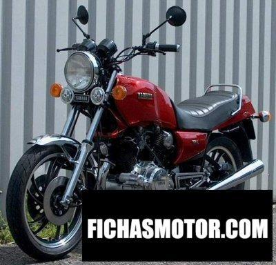Ficha técnica Yamaha tr 1 1981
