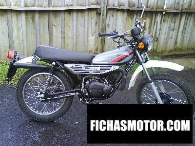 Imagen moto Yamaha tr 1 año 1983