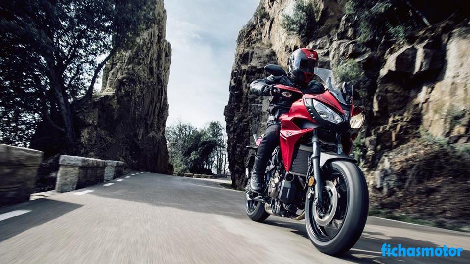 Ficha técnica Yamaha Tracer 700 2019