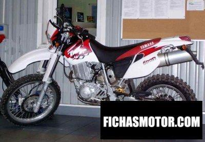 Ficha técnica Yamaha tt 600 r 1998
