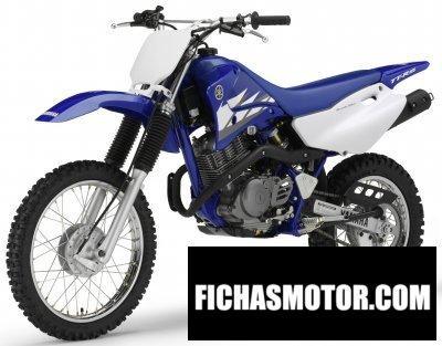 Ficha técnica Yamaha tt-r 125 e 2005