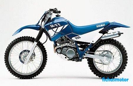 Ficha técnica Yamaha tt-r 225 2004