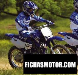 Imagen moto Yamaha tt-r125 - lw 2006
