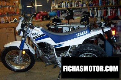 Ficha técnica Yamaha tw 125 2000