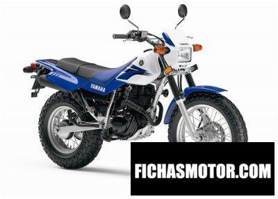 Ficha técnica Yamaha tw 200 2007