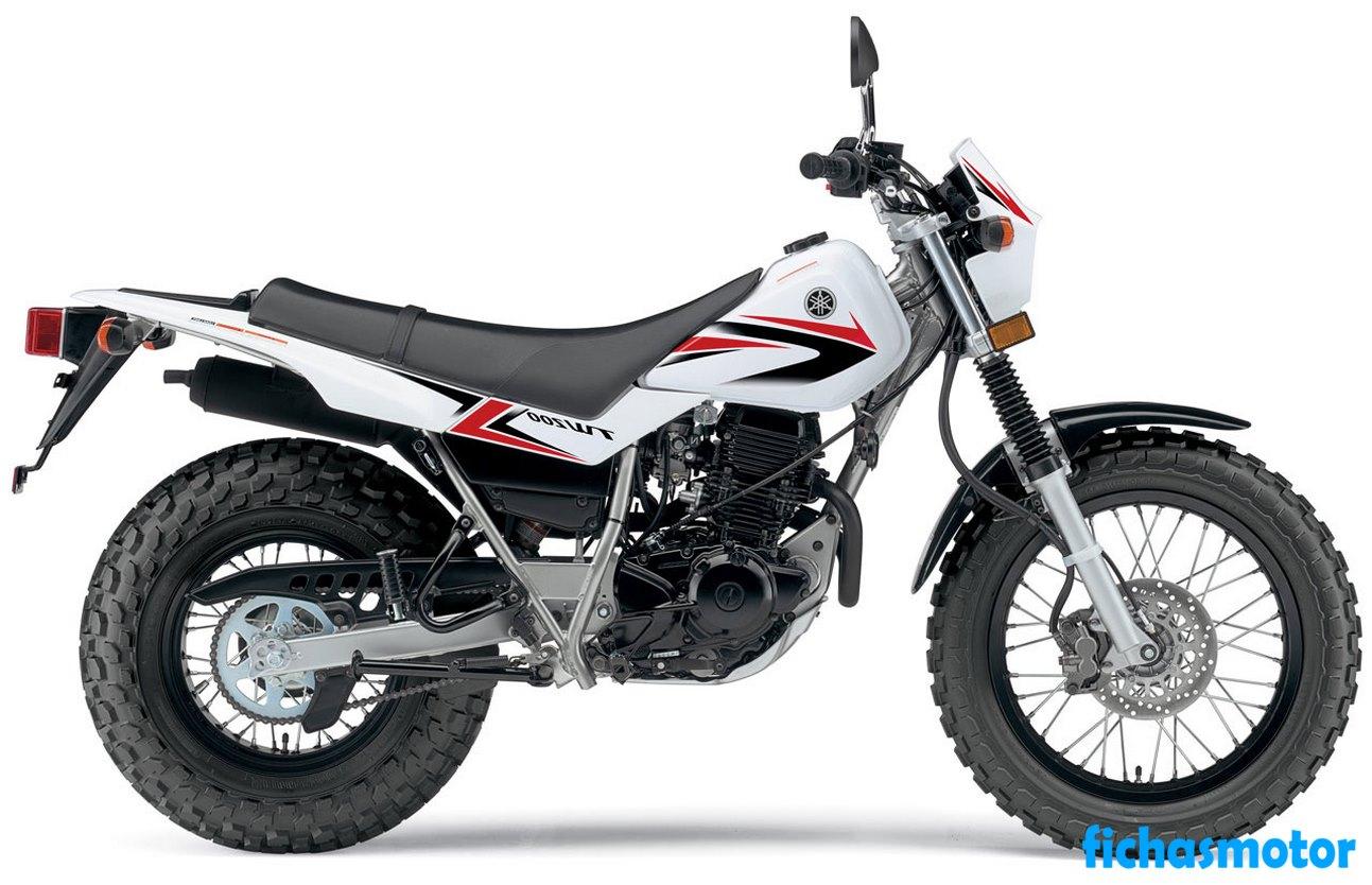 Ficha técnica Yamaha tw200 2010