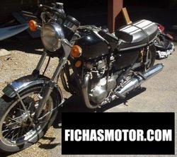 Imagen de Yamaha tx 750 año 1974