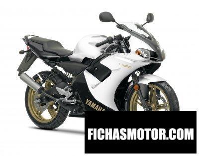 Ficha técnica Yamaha tzr50 2012
