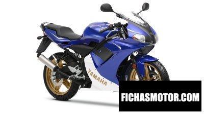 Ficha técnica Yamaha tzr50 2015