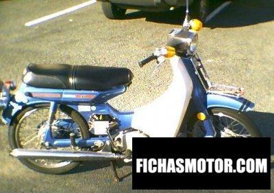 Ficha técnica Yamaha u7e 1973