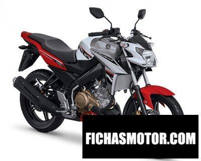 Ficha técnica Yamaha v-ixion advance 2017
