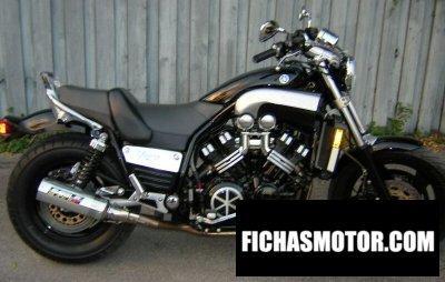 Imagen moto Yamaha v-max 1200 año 1998