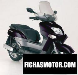 Imagen moto Yamaha versity 300 2004