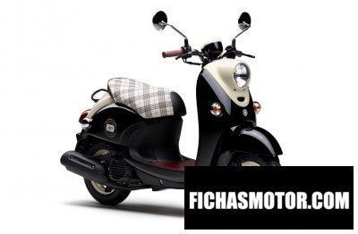 Ficha técnica Yamaha vino 20th anniversary edition 2018