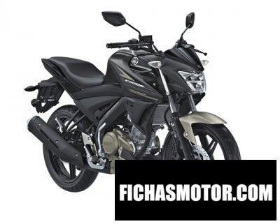 Imagen moto Yamaha vixion año 2018