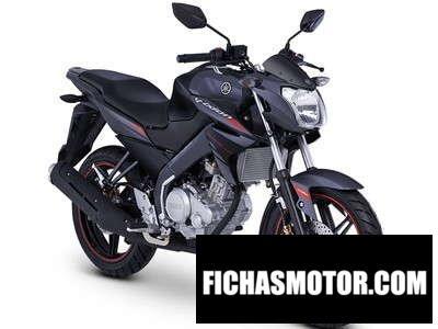 Ficha técnica Yamaha Vixion 2019