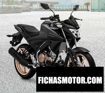 Ficha técnica Yamaha Vixion 2020