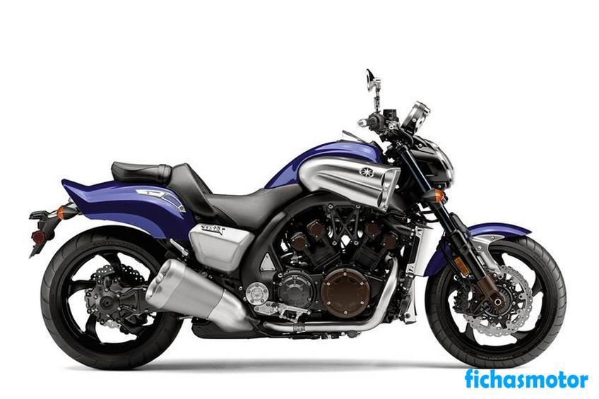Ficha técnica Yamaha VMAX 2020