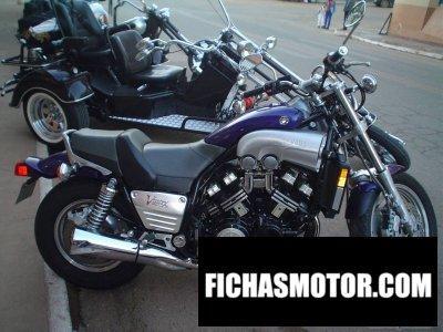 Imagen moto Yamaha vmx 1200 año 1993