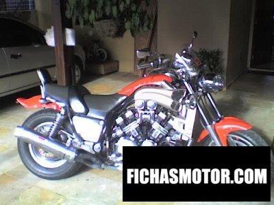 Imagen moto Yamaha vmx 1200 v-max año 1994
