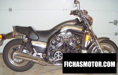 Ficha técnica Yamaha vmx 1200 v-max 2002