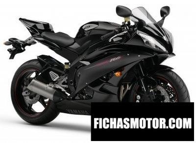 Imagen moto Yamaha why año 2006