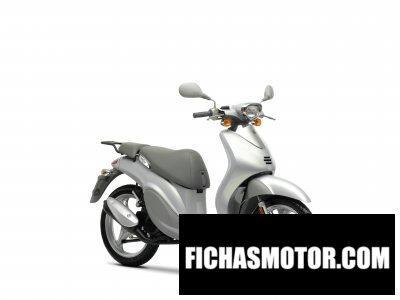 Imagen moto Yamaha why año 2009
