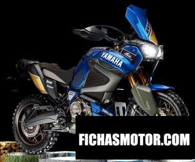 Ficha técnica Yamaha worldcrosser 2011