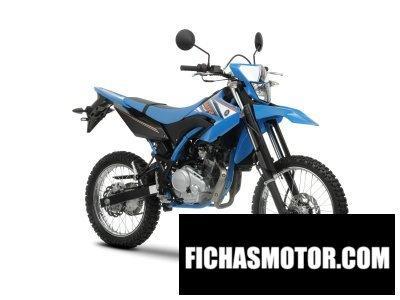 Ficha técnica Yamaha wr 125r 2010