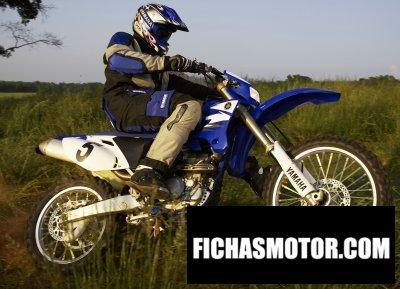 Imagen moto Yamaha wr 250 f año 2006
