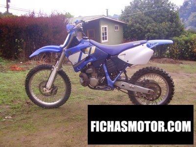 Imagen moto Yamaha wr 250z año 1997