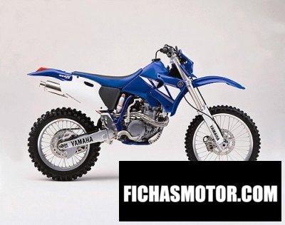 Imagen moto Yamaha wr 426 f año 2001