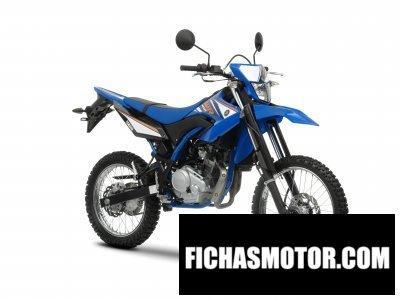 Imagen moto Yamaha wr125r año 2009