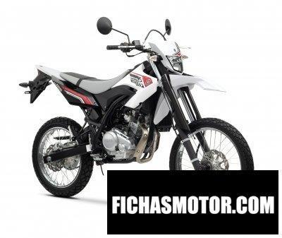 Ficha técnica Yamaha wr125r 2011