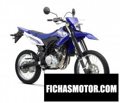 Ficha técnica Yamaha wr125r 2012