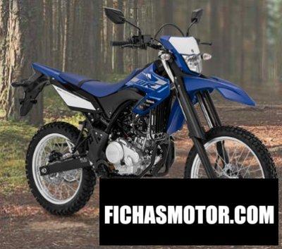 Ficha técnica Yamaha WR155R 2020