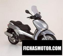 Imagen de Yamaha x-city 125 año 2008
