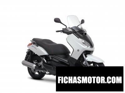 Imagen moto Yamaha x-max 250 año 2009
