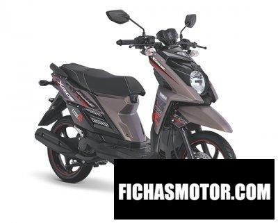 Ficha técnica Yamaha x-ride 2017