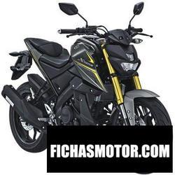 Imagen moto Yamaha xabre 2018