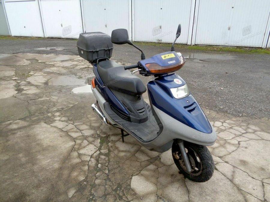 Imagen moto Yamaha xc 125 tr cygnus r año 1997