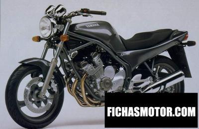 Ficha técnica Yamaha xj 600 n diversion 2003