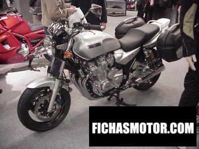 Ficha técnica Yamaha xjr 1300 2000